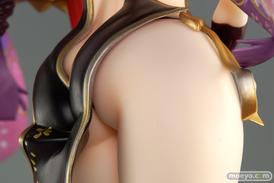 ヴェルテクスの戦国武将姫-MURAMASA- 後藤又兵衛のフィギュア製品版キャストオフおっぱい丸出し画像18