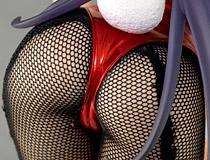 魅惑のメタリックレッドで再登場!オーキッドシード「グリザイアの果実 榊由美子 -チェリーレッド-」新作フィギュアサンプル画像レビュー