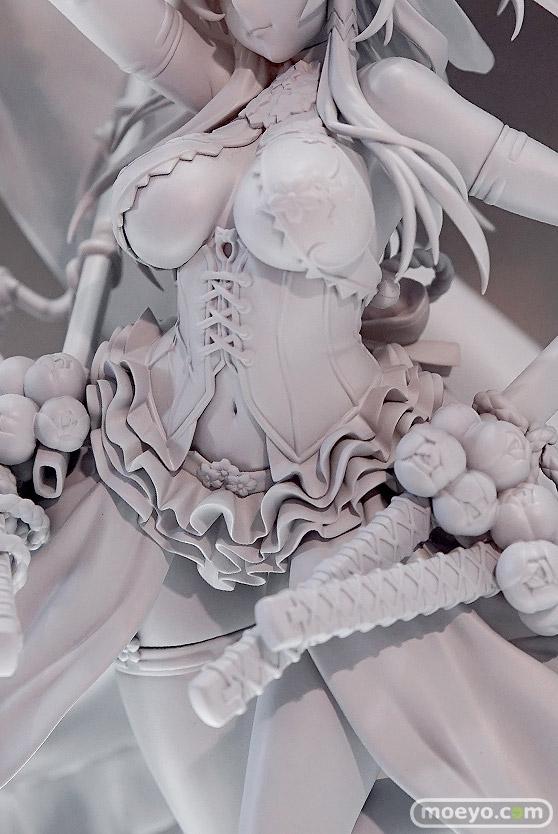 ホビージャパンの百花繚乱 柳生十兵衛 ファイナルブライドVer.の新作フィギュア開発中原型画像06