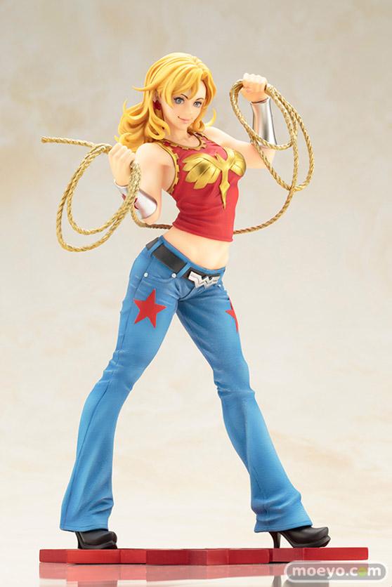 コトブキヤのDC COMICS美少女 DC UNIVERSE ワンダーガールの新作フィギュアサンプル画像01