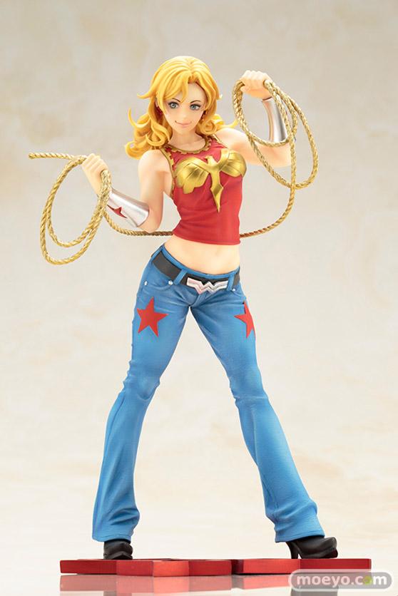 コトブキヤのDC COMICS美少女 DC UNIVERSE ワンダーガールの新作フィギュアサンプル画像02