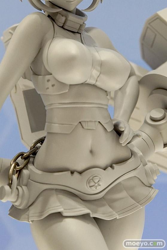 ホビージャパンの艦隊これくしょん -艦これ- 陸奥の新作フィギュア開発中原型画像06