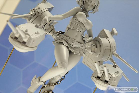 ホビージャパンの艦隊これくしょん -艦これ- 陸奥の新作フィギュア開発中原型画像07