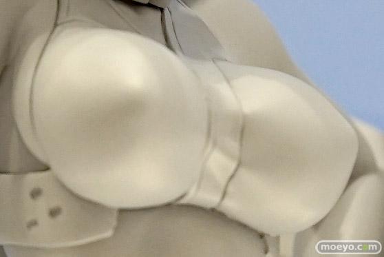 ホビージャパンの艦隊これくしょん -艦これ- 陸奥の新作フィギュア開発中原型画像09