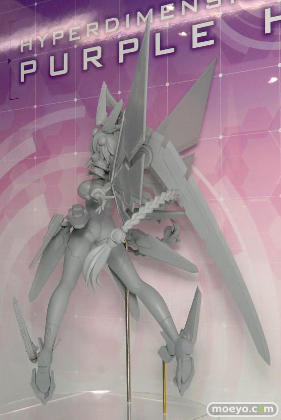 アルターの超次元ゲイム ネプテューヌ パープルハートの新作フィギュア監修中原型サンプル画像03