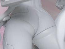 アルター新作フィギュア「超次元ゲイム ネプテューヌ パープルハート」監修中原型が公開!【メガホビ2016春】