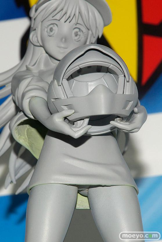 アルファオメガの新世紀GPX サイバーフォーミュラ 菅生あすかの新作フィギュア監修中原型サンプル画像08