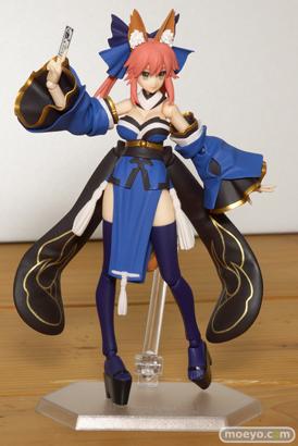 マックスファクトリーのfigma Fate/EXTRA キャスターの新作フィギュアサンプル画像02