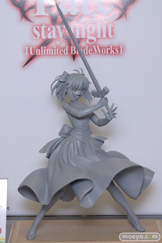 ベルファインのFate/atay night [Unlimited Blade Works] セイバー白ドレスVer.の新作フィギュアサンプル画像01