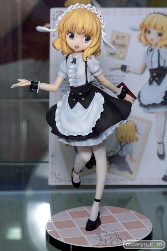 黒猫 ぽちゃ子 など秋葉原の新作フィギュア展示の様子10