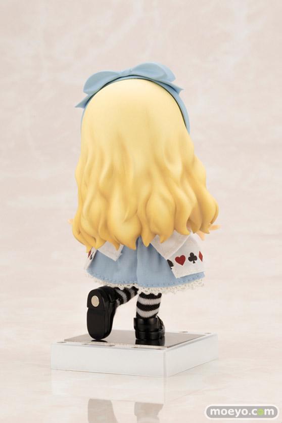 コトブキヤのキューポッシュフレンズ アリス-Alice- 可動フィギュアの新作フィギュアサンプル画像02