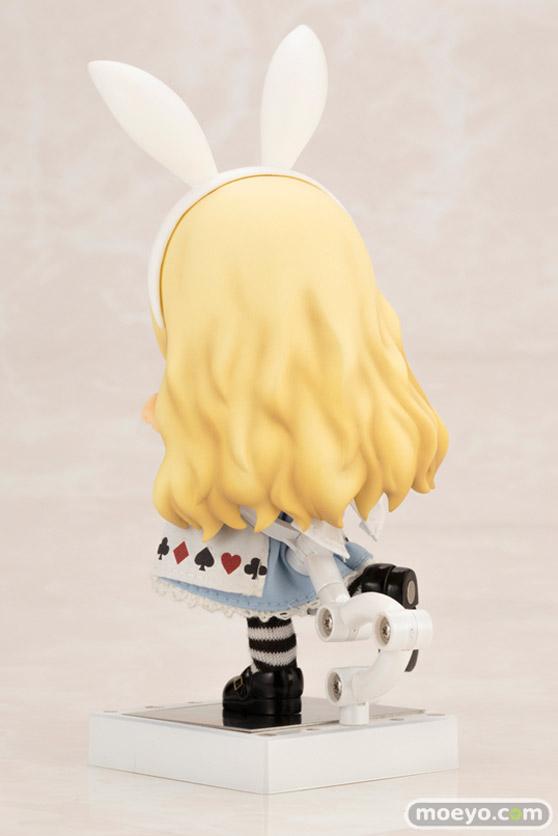 コトブキヤのキューポッシュフレンズ アリス-Alice- 可動フィギュアの新作フィギュアサンプル画像06
