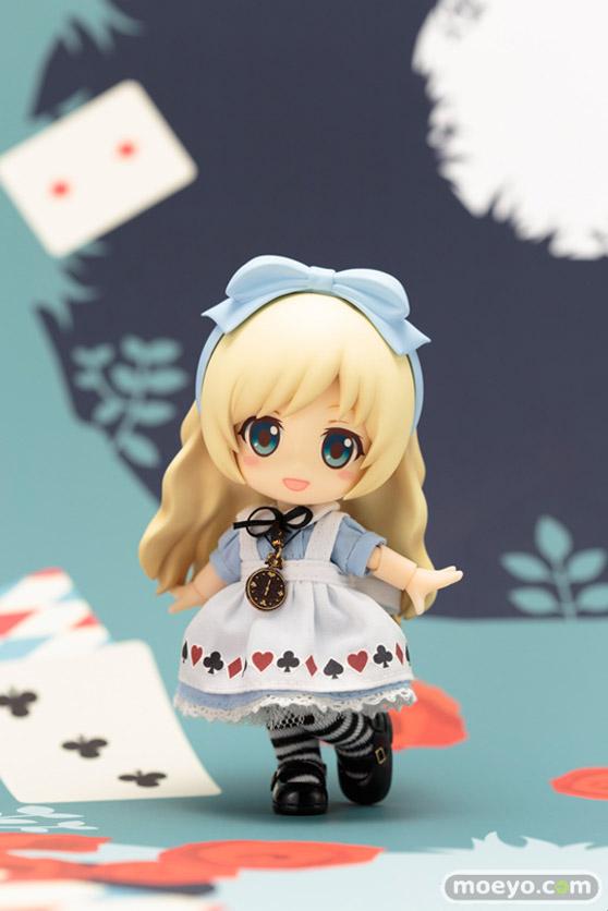 コトブキヤのキューポッシュフレンズ アリス-Alice- 可動フィギュアの新作フィギュアサンプル画像08