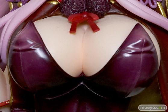 ヴェルテクスの新作フィギュア 戦国武将姫-MURAMASA- 藤堂高虎の監修中彩色サンプル画像06