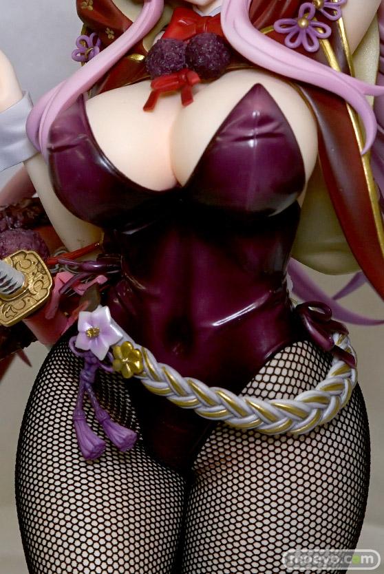 ヴェルテクスの新作フィギュア 戦国武将姫-MURAMASA- 藤堂高虎の監修中彩色サンプル画像08