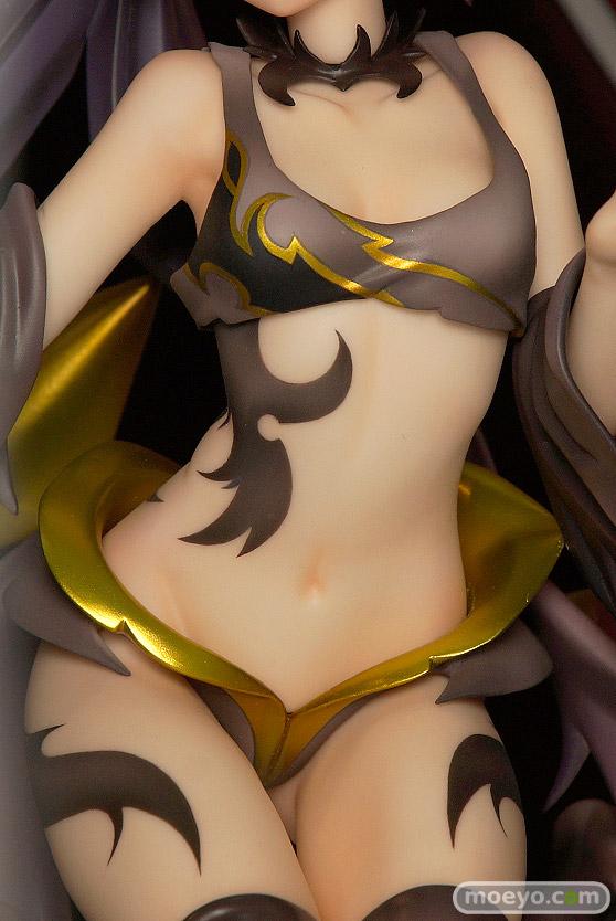 ホビージャパンのWIXOSS-ウィクロス- 黒点の巫女 タマヨリヒメの新作フィギュア彩色サンプル画像06
