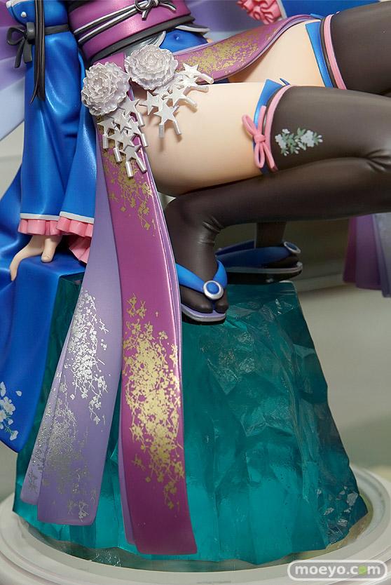 コトブキヤの4-リーヴス 戦国大戦 五郎八姫 Tony Ver.の新作フィギュア彩色サンプル展示画像12