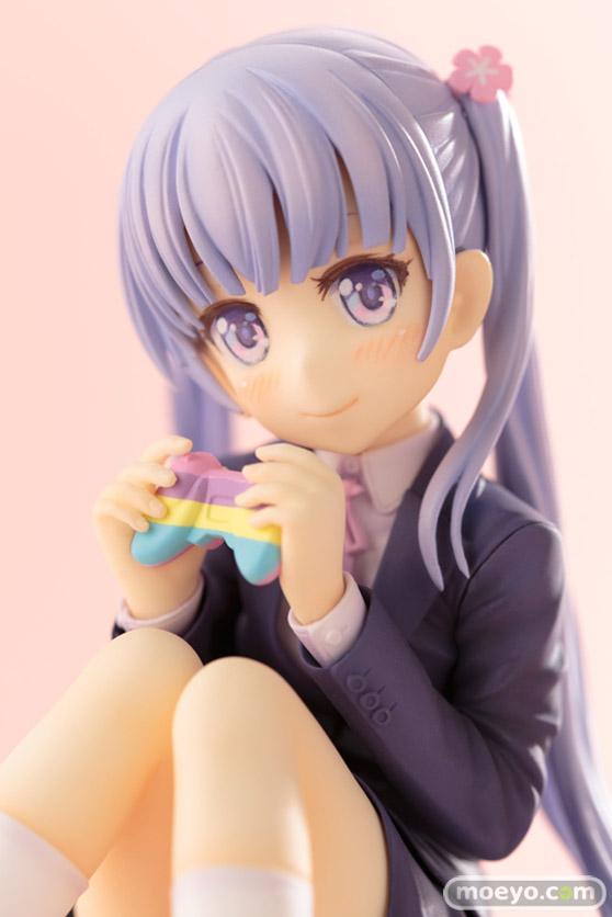 コトブキヤの新作フィギュア NEW GAME! 涼風青葉のサンプル画像08