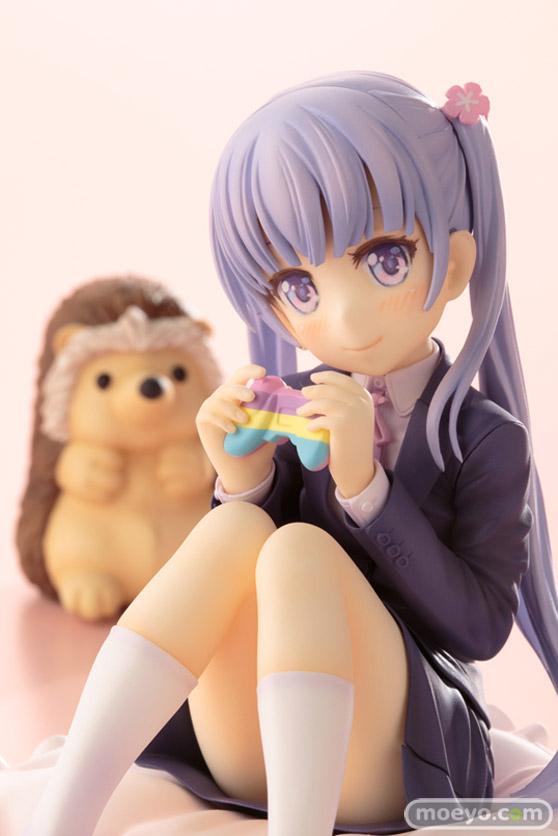 コトブキヤの新作フィギュア NEW GAME! 涼風青葉のサンプル画像10