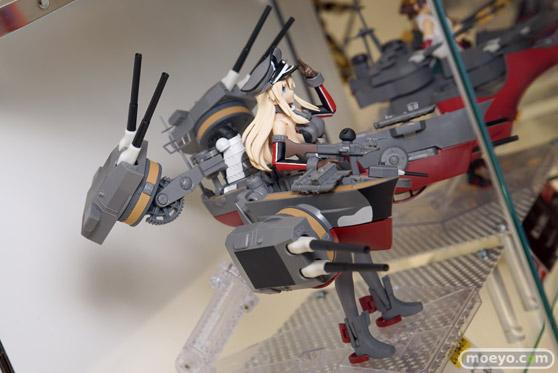 バンダイのアーマーガールズプロジェクト 艦これ Bismarck drei 『艦隊これくしょん-艦これ-』の新作フィギュア彩色サンプル画像02