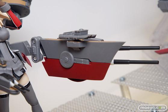 バンダイのアーマーガールズプロジェクト 艦これ Bismarck drei 『艦隊これくしょん-艦これ-』の新作フィギュア彩色サンプル画像11