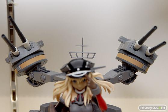 バンダイのアーマーガールズプロジェクト 艦これ Bismarck drei 『艦隊これくしょん-艦これ-』の新作フィギュア彩色サンプル画像12