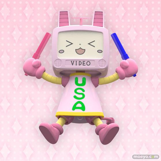 プラムのアイドルマスター シンデレラガールズ ウサちゃんロボの新作プラモデルサンプル画像01