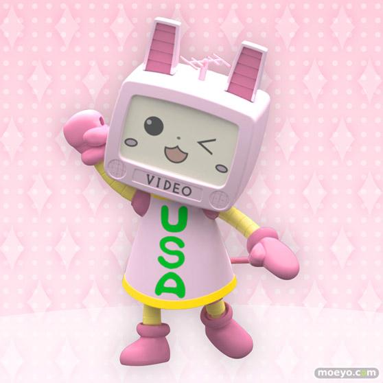 プラムのアイドルマスター シンデレラガールズ ウサちゃんロボの新作プラモデルサンプル画像02