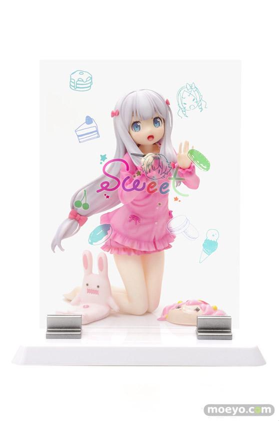 ウェーブの新作フィギュア ドリームテック エロマンガ先生 和泉紗霧 Sweet Ver.デラックスの彩色サンプル画像01