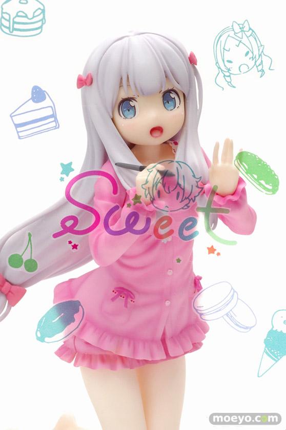 ウェーブの新作フィギュア ドリームテック エロマンガ先生 和泉紗霧 Sweet Ver.デラックスの彩色サンプル画像02