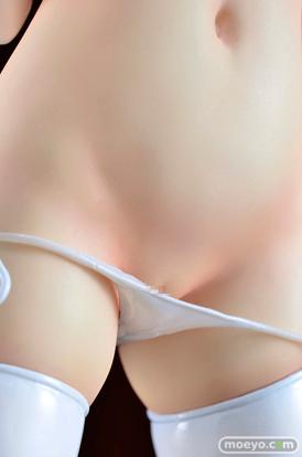 Q-sixのH.O.M.E ヨーコちゃん 白にゃんこver.の新作エロアダルトフィギュア彩色サンプルキャストオフ画像42