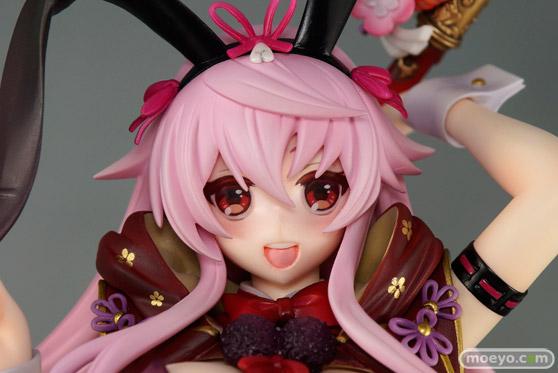 ヴェルテクスの戦国武将姫-MURAMASA- 藤堂高虎の新作フィギュア彩色サンプル画像10