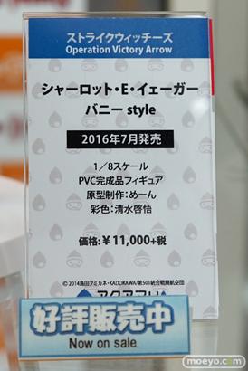秋葉原の各お店の新作美少女フィギュア展示の様子 おっぱい お尻 バニー12