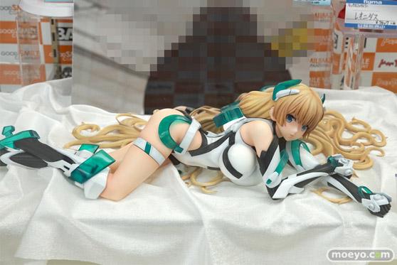 ボークスホビー天国の新作美少女フィギュア展示の様子01