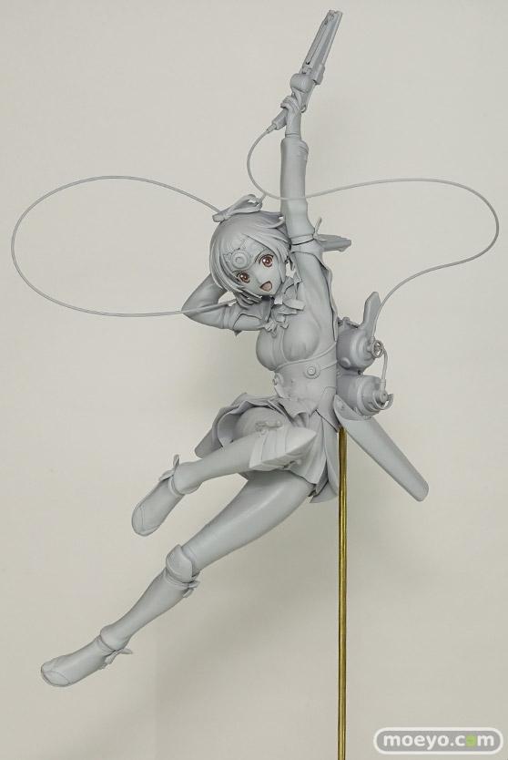 グッドスマイルカンパニーの甲鉄城のカバネリ 無名の新作フィギュア原型画像01