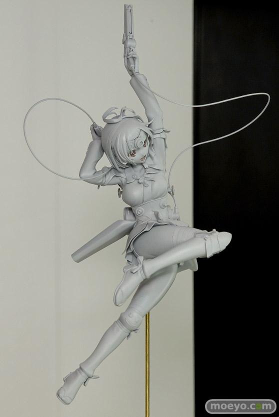 グッドスマイルカンパニーの甲鉄城のカバネリ 無名の新作フィギュア原型画像02