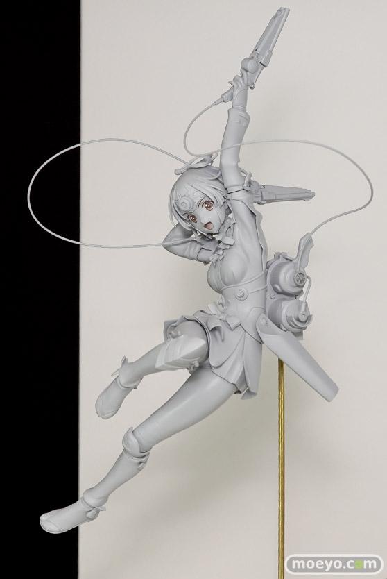 グッドスマイルカンパニーの甲鉄城のカバネリ 無名の新作フィギュア原型画像03