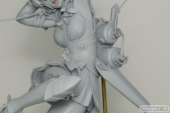 グッドスマイルカンパニーの甲鉄城のカバネリ 無名の新作フィギュア原型画像06