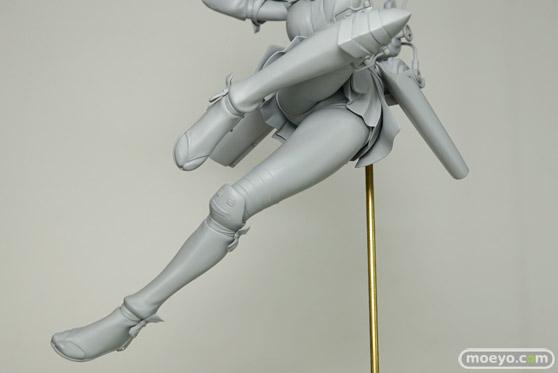 グッドスマイルカンパニーの甲鉄城のカバネリ 無名の新作フィギュア原型画像07