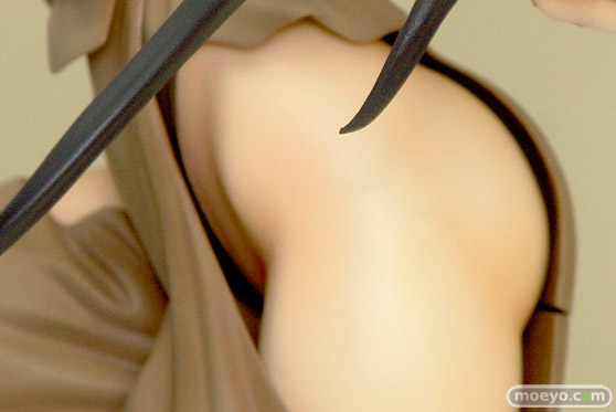 コトブキヤのSTREET FIGHTER美少女 いぶきの新作フィギュア彩色サンプル画像09