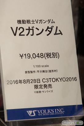 C3TOKYO2016の新作フィギュア展示の様子 ウェーブ ボークス 画像48