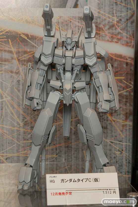 C3TOKYO2016の新作ガンプラ展示の様子 バンダイ 画像18