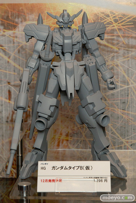 C3TOKYO2016の新作ガンプラ展示の様子 バンダイ 画像19