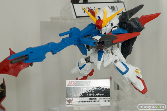 C3TOKYO2016の新作ガンプラ展示の様子 バンダイ 画像42