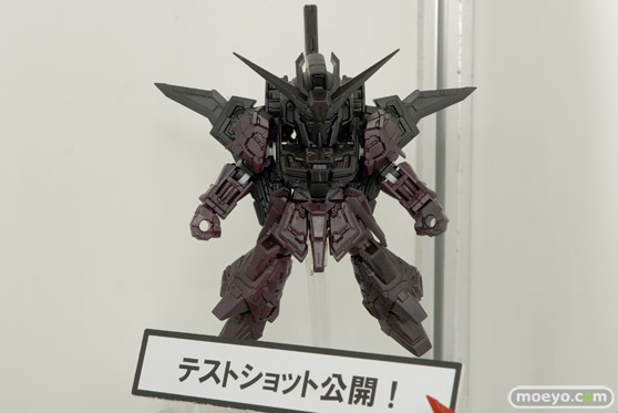 C3TOKYO2016の新作ガンプラ展示の様子 バンダイ 画像43