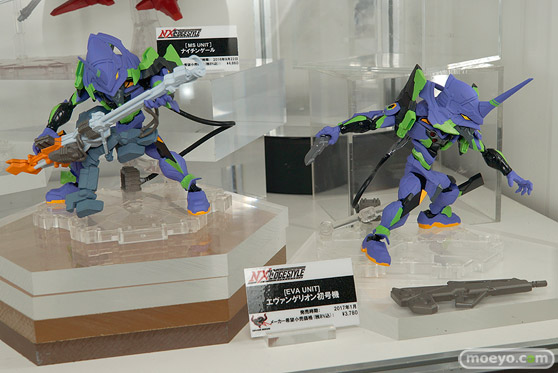 C3TOKYO2016の新作ガンプラ展示の様子 バンダイ 画像47