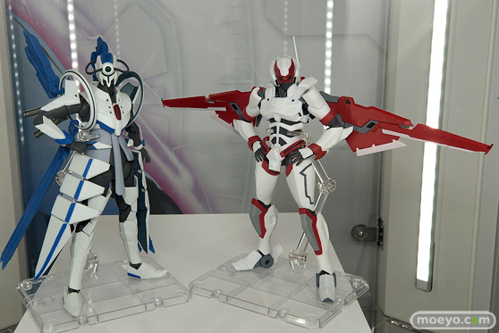 C3TOKYO2016の新作ガンプラ展示の様子 バンダイ 画像48