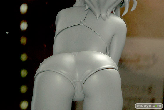 ウェーブのデレマス 夏のユウワク 城ケ崎美嘉の新作フィギュア監修中原型画像08