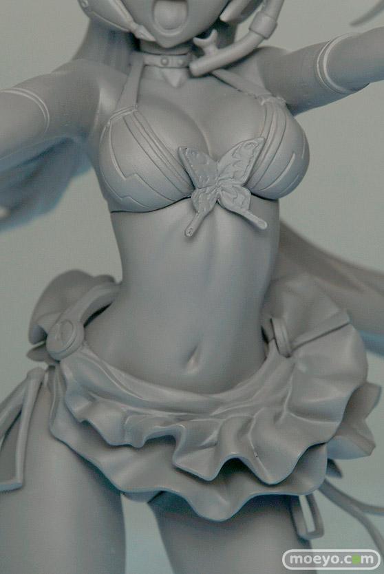 メガハウスのエクセレントモデル アクティヴレイド Likoの開発中原型画像08