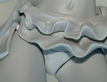 メガハウス新作フィギュア「エクセレントモデル アクティヴレイド Liko」開発中原型が展示!【C3TOKYO2016】